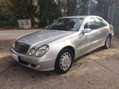 usado Mercedes E220 Classe ECDI Elegance