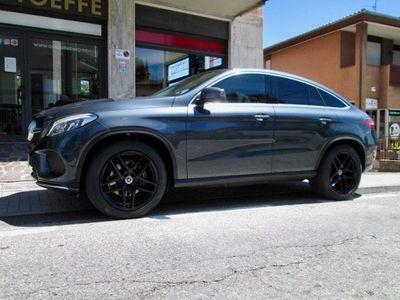 usata Mercedes GLE350 d 4Matic COUPE' PREMIUM PLUS AMG LINE, TAGLIANDATA