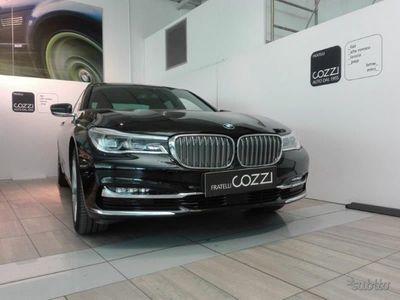 usata BMW 730 Serie 7 (G11/G12) d xDrive Luxury Pack...