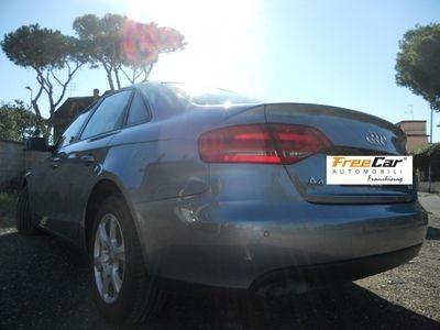 usata Audi A4 2.0 TDI 143CV MULTITRONIC