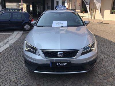 usata Seat Leon X-Perience 1.6 TDI 115 CV ST