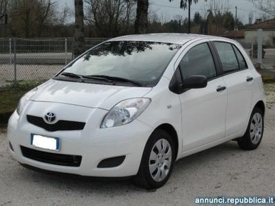 usata Toyota Yaris 1.4 D-4D DPF 5 porte Now rif. 7039370