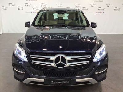 usata Mercedes GLE250 D Exclusive 4mati U47123