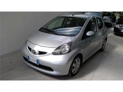 usata Toyota Aygo 5p 1.4 D Sol Usato