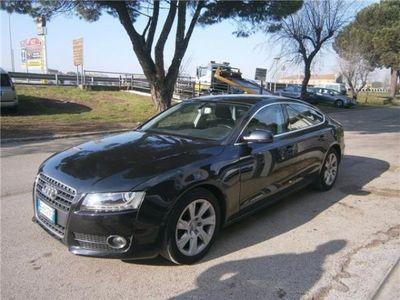 usata Audi A5 Cabriolet /S5/ SPB 2.0 TDI 143 CV multitronic Advanc
