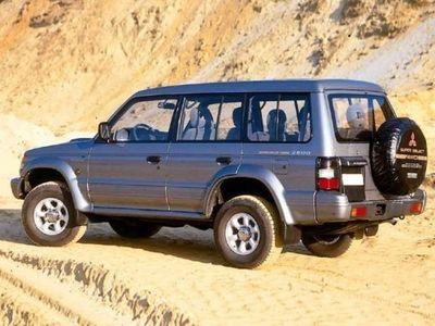 usata Mitsubishi Pajero 2.8 TDI Wagon SS GLS Executive