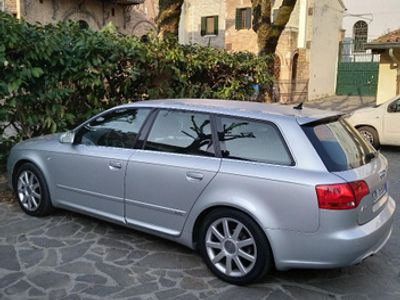 used Audi A4 4ª serie - 2008 S-LINE