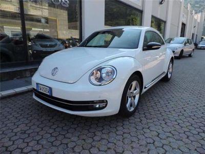 brugt VW Maggiolino 2.0 TDI Sport NAVIGATORE ... PARI AL NUOVO!!!!