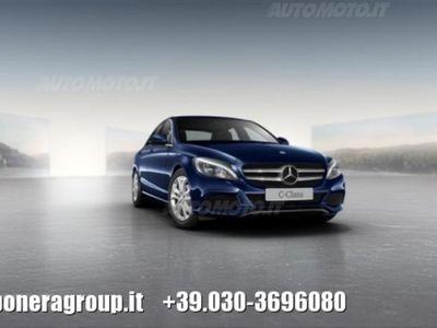 usata Mercedes C180 Classed Automatic Sport del 2016 usata a Brescia