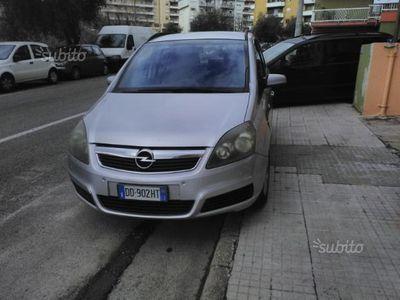 usata Opel Zafira 2ª serie