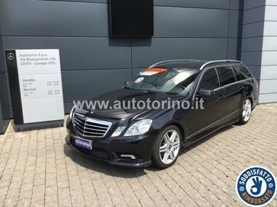 used Mercedes 250 CLASSE E SW E SWcdi BE Avantgarde AMG auto