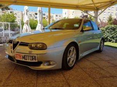 usata Alfa Romeo GTA 156 3.2i v6 24v catbenzina