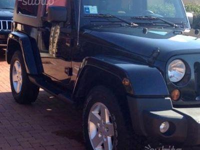 brugt Jeep Wrangler 2ª serie - 2010