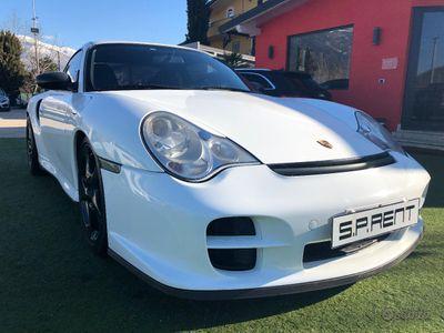 usata Porsche 911 Turbo Coupé AUTOMATIC R18/PINZA ROSSA/SED SPORT