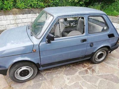 usata Fiat 126 - 1987 restaurata