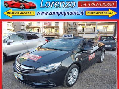 used Opel Cascada 2.0 cdti 170cv cabrio zampognauto ct