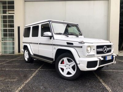 second-hand Mercedes G63 AMG AMG S.W. L
