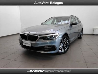 used BMW 520 Serie 5 d Touring Sport