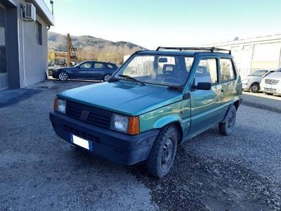 usata Fiat Panda 1100 I.E. GANCIO TRAINO