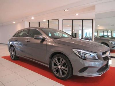 usata Mercedes CLA220 Shooting Brake D 177CV NAVI FULL