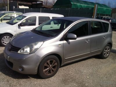 used Nissan Note 1.4 GPL - 2010