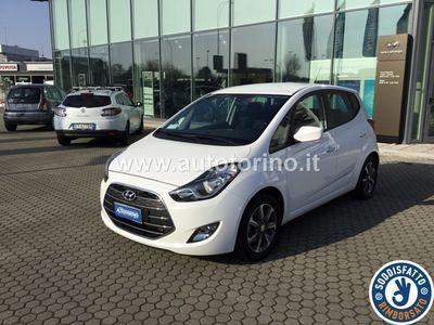 begagnad Hyundai ix20 IX201.4 crdi Comfort FL E6