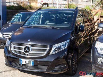 używany Mercedes V220 d Premium Long