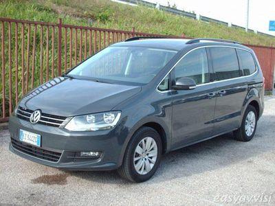 brugt VW Sharan 2.0 tdi dsg comfortline bluemotion technology diesel