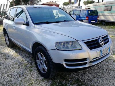 "brugt VW Touareg 2.5 R5 TDI 174CV ""VENDUTA nel"