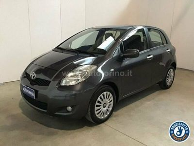 usata Toyota Yaris 1.3 5 porte Sol