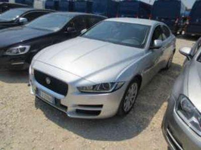 usata Jaguar XE 2.0 D Turbo 180CV Prestige Business Edition