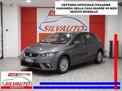 brugt Seat Ibiza 1.0 75CV 5p. Reference my'18 - Nuova ufficiale