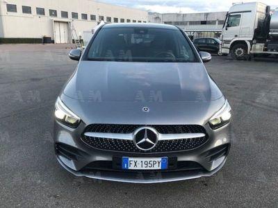 usata Mercedes B180 d Automatic Premium Teck