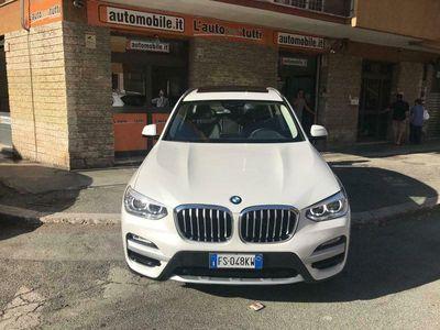 usata BMW X3 X3xDrive20d xLine