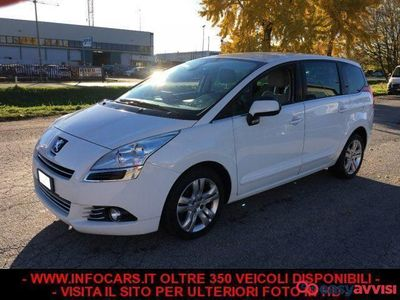 used Peugeot 5008 2.0 hdi 163cv automatica diesel