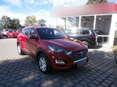 usata Hyundai Tucson Fl Trend 2wd 1.6 Rückfahrkam. Led-hinten Led-tagfahrlicht Multif.lenkrad Rdc