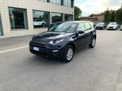 usata Land Rover Discovery Sport 2.0 TD4 150 CV Pure rif. 13484916
