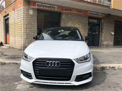 usata Audi A1 A1SPB 1.0 TFSI ultra S-LINE