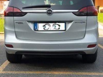 usata Opel Zafira Tourer 1.6 150 cv Metano/ benzina