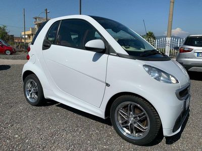 """usata Smart ForTwo Coupé Fortwo 1000 52 kW MHD """"bianca"""" lim"""