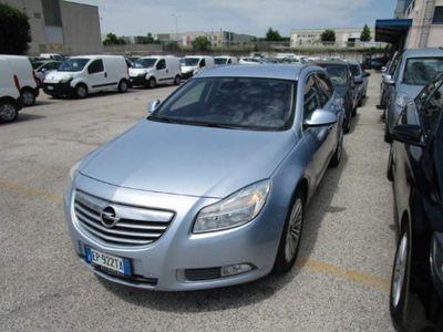 begagnad Opel Insignia 2.0 CDTI COSMO NAVI solo 30000KM CERTIFICATI