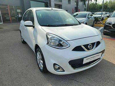 usata Nissan Micra 1.2 12V 5 porte GPL Eco Acenta