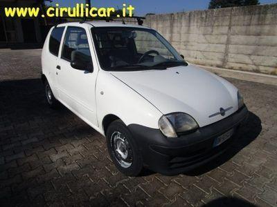 usata Fiat Seicento 1.1 VAN IMPIANTO GPL
