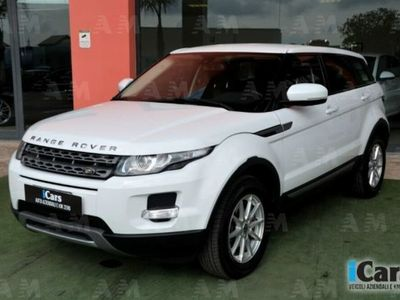 brugt Land Rover Range Rover evoque 2.2 TD4 5p. Pure Tech Pack