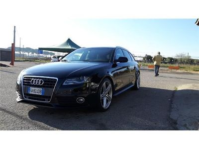 usata Audi A4 Avant 2.0 TDI 170CV F.AP. Advanced