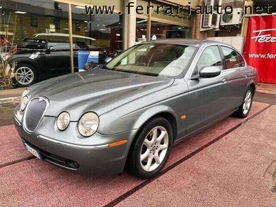 usata Jaguar S-Type 2.7 diesel V6 Executive Automatica