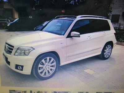 begagnad Mercedes GLK220 CDI 4Matic BlueEFFICIENCY