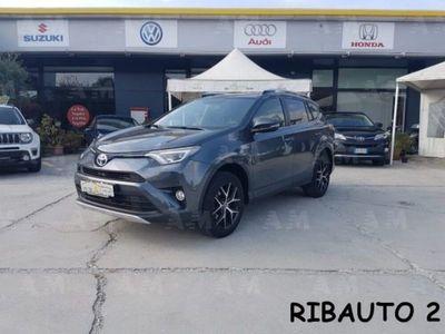 usata Toyota RAV4 Hybrid 2WD Style del 2016 usata a Savigliano