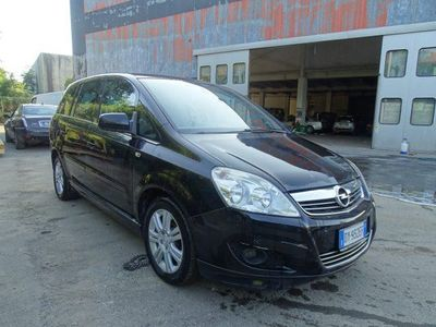 usata Opel Zafira 1.6 16V ecoM 94CV Cosmo