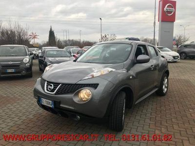 usata Nissan Juke 1.5 dCi Acenta usato